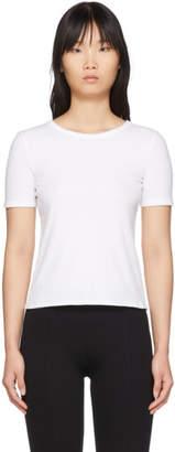 The Row White Leah T-Shirt