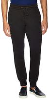Versace Solid Cotton Sweatpants