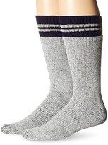 Dickies Men's 2 Pack Wool Blend Boot Crew Socks