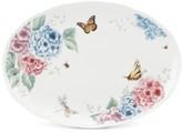 Lenox Butterfly Meadow Hydrangea Collection Oval Platter
