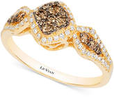 LeVian Le Vian Chocolatier® Diamond Ring (1/2 ct. t.w.) in 14k Gold