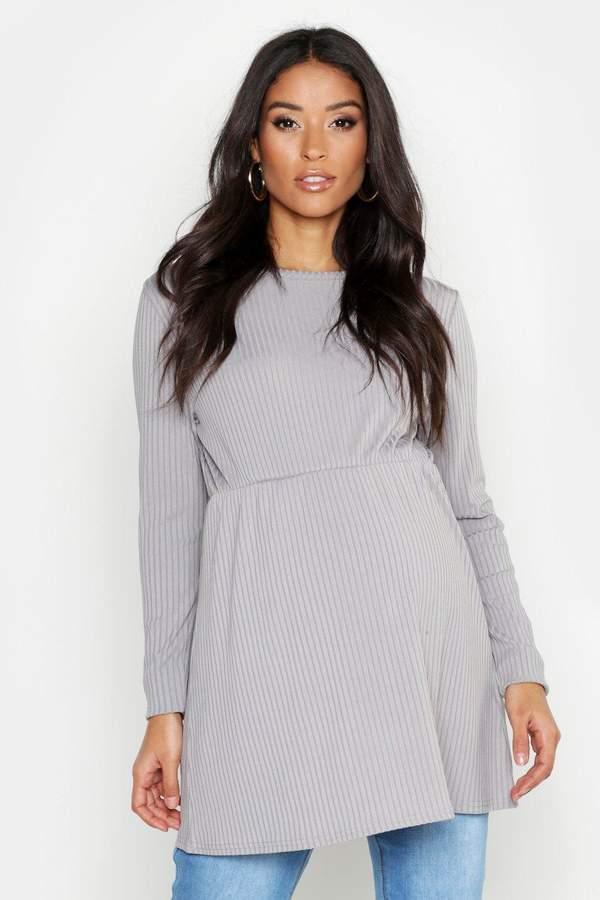 d48b6a5da01b5 Light Grey Jumper Dress - ShopStyle UK