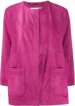 Manzoni 24 Concealed Front Jacket