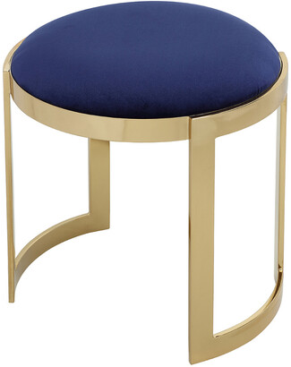 Pangea Gold Frame Orion Stool