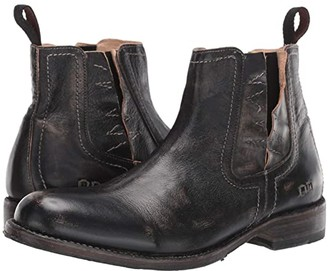 Bed Stu Cortado (Black Hand Wash) Men's Shoes
