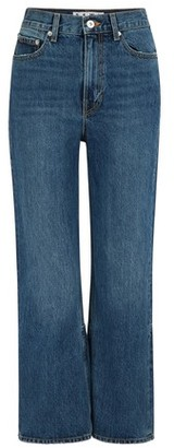 Proenza Schouler White Label Cropped jeans