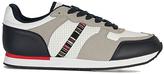 Triple Five Soul White Stripe Bedford Sneaker