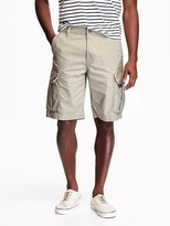 "Old Navy Broken-In Cargo Shorts for Men (10 3/4"")"