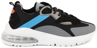 D.A.T.E Aura Net Running Sneakers In Technical Fabric