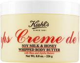 Kiehl's Women's Creme de Corps Soy Milk Honey Whipped Body Butter