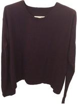 Maison Margiela Purple Wool Knitwear for Women