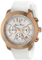 Lucien Piccard Women's LP-12938-RG-02 Belle Etoile Analog Display Japanese Quartz White Watch