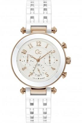 Gc Ladies Primechic Watch Y65001L1MF