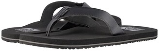 Reef Twinpin (Black) Men's Sandals