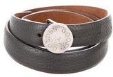 Golden Goose Deluxe Brand Leather Skinny Belt