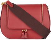 Anya Hindmarch Vere rainbow strap leather shoulder bag