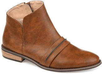 Journee Collection Harlow Women's Ankle Boots