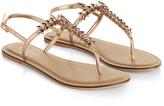 Monsoon Mia Jewelled Sandals