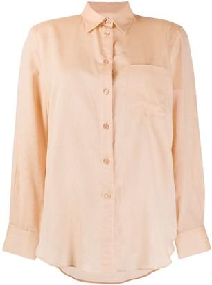 Filippa K Daphne button-up shirt