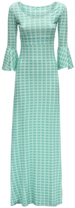 Isle Stretch Jersey Maxi Dress