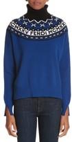 Fendi Women's Heritage Wool & Cashmere Sweater