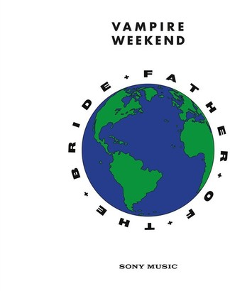 Vampire Weekend - Father Of The Bride - Vinyl
