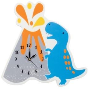 Trend Lab Dinosaur Volcano Wall Clock Bedding