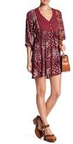 Anama Two-Toned Babydoll Dress