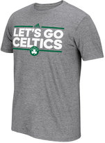 adidas Men's Boston Celtics Nue Phrase T-Shirt