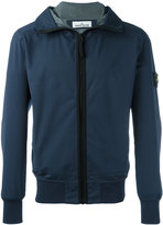 Stone Island Light Soft Shell jacket - men - Polyurethane Resin/polyester - L
