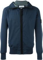 Stone Island wind breaker jacket - men - Polyurethane Resin/polyester - L