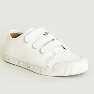 Spring Court Cream G2 Sneakers with Scratchs - 38   cream   Nappa Leather - Cream