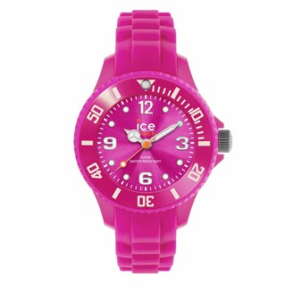 Ice Watch Ice-Watch - ICE forever Pink - Women's wristwatch with silicon strap - 000140 (Medium)