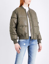 Cheap Monday Risky shell puffer bomber jacket