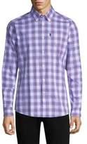 Barbour Leo Tailored-Fit Cotton Button-Down Shirt