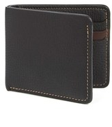 Trask Men's 'Jackson' Norwegian Elk Wallet - Black