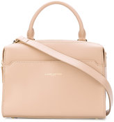 Lancaster zipped tote