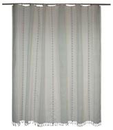 Threshold Shower Curtain - Fringe Green