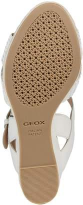 Geox D Yulimar Wedge Sandal