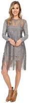 Scully Show Stopper Fringe Dress