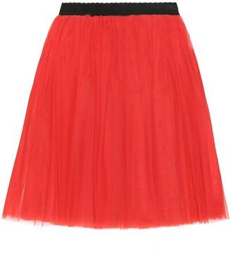 Dolce & Gabbana Kids Tulle skirt