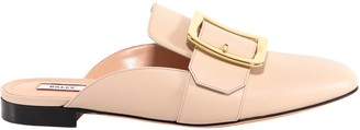 Bally Janesse Buckle Detail Mules