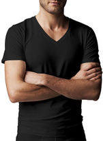 Hanro Cotton Superior V-Neck Tee