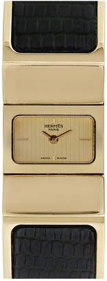 Hermes Heritage  2000S Women's Loquet Bangle Watch