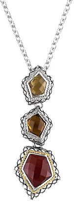 Candela Andrea Rocas 18K & Silver 2.70 Ct. Tw. Gemstone Necklace