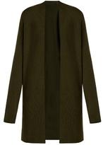 Haider Ackermann Stormont wool and silk-blend cardigan