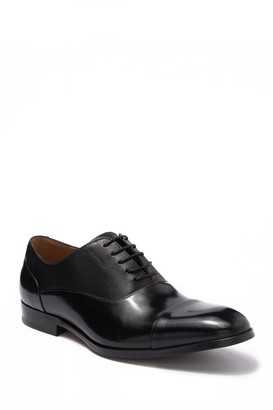 Steve Madden Private Leather Cap Toe Oxford