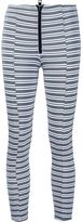 Lisa Marie Fernandez 'Hannah' striped leggings - women - Nylon/Spandex/Elastane - III