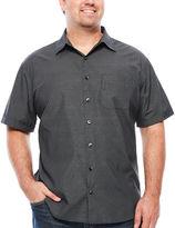 Van Heusen Button-Front Shirt-Big and Tall