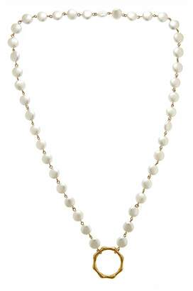 Fornash Blanch Pearl Necklace